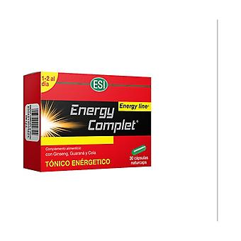Energy Complet 30 capsules
