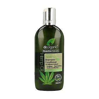 2 in 1 Shampoo and Conditioner Hemp Oil 265 ml