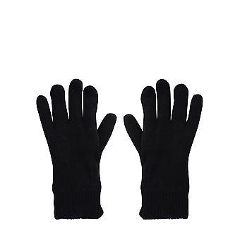 Barbour Mgl0065bk11 Gants en laine noire Pour hommes