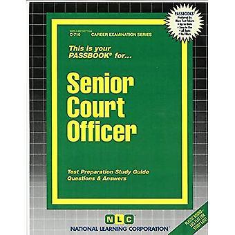 Senior Court Officer: Passbooks Studiehandledning (Karriärundersökning)