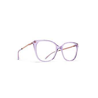 Mykita Osha C102 Lavender Water-Purple Bronze Glasses