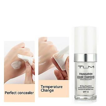 Temperature Change Liquid Cream - Makeup Cosmetics Primer