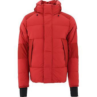 Canada Goose Cg5076m35261 Men's Red Nylon Outerwear Jacket