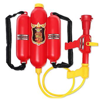 Outdoor Props Summer Water Gun Children- Plastic Squirter Beach Sprayer Kids Gift Fireman Toy Durable