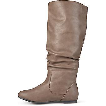 Brinley Co naisten Joey Ratsastus Boot säännöllisesti & laaja vasikka