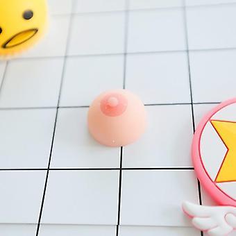 Squishy Penis Dick Form Spielzeug - langsam steigende Stress Relief Spielzeug, Langsam Rebound Pu