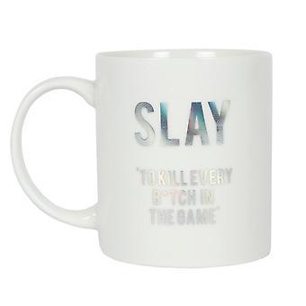 Mug de slay holographique