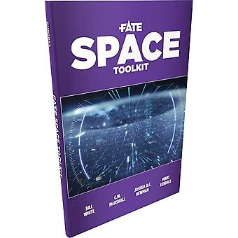 Evil Hat Productions Fate Space Toolkit