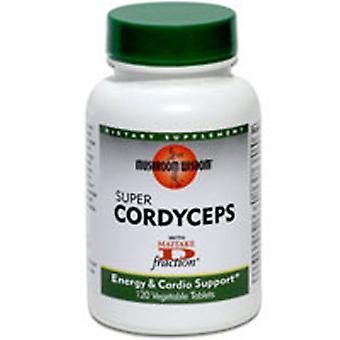 Maitake Mushroom Wisdom Super Cordyceps, 120 Cp