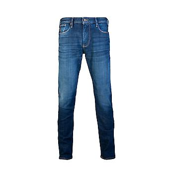 Emporio Armani Jeans J06 Slim Fit 3g1j06 1d3gz