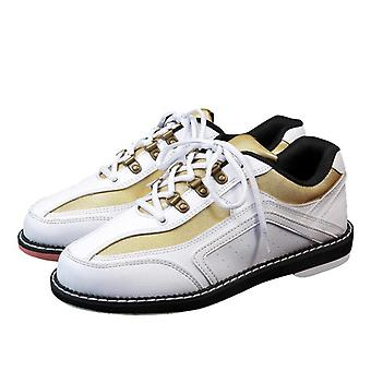 "Professional Bowling Shoes, High Quality Men""s And Women""s, Leather Non-slip,"