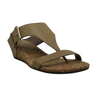Donald J Pliner Womens Doli Leather Open Toe Casual Mule Sandals
