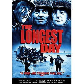 Longest Day [DVD] USA import