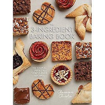 Het bakboek met 3 ingrediënten