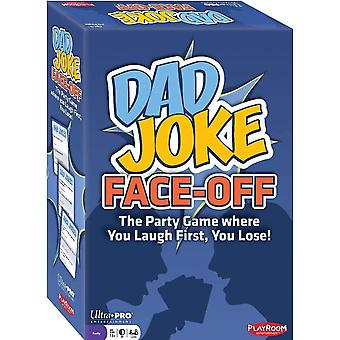 Dad Joke Face Off Strategy Game
