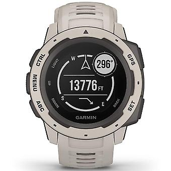 Garmin 010-02064-01 Instinct Tundra Cream & Black Watch