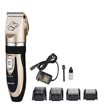 Professional Pet Hair Electric Trimmer-rechargeable With Built-in Battery