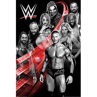 WWE Superstars Affisch