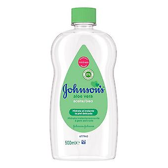 Huile corporelle Johnson's (500 ml)