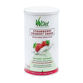 VNDiet Strawberry Flavor Protein Replacement Shake 490 g of powder