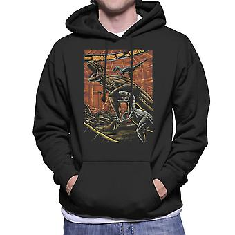 Jurassic Park When Dinosaurs Ruled The Earth Men's Hooded Sweatshirt
