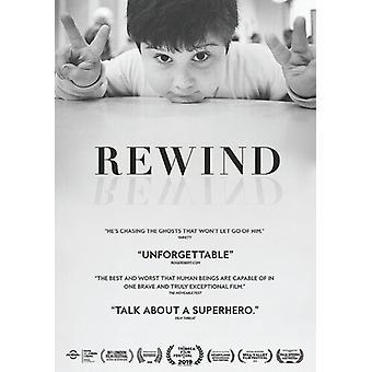 Rewind [DVD] USA import
