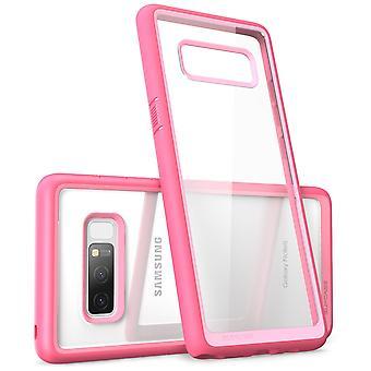 SUPCASE Galaxy Note 8 Case Unicorn Beetle Hybrid Protective Case-Pink
