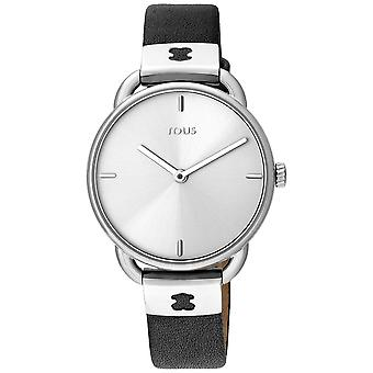 Tous watched let watch for Women Analog Quartz with Cowhide Bracelet 000351465