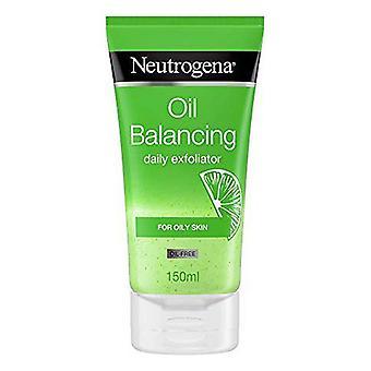 Facial Oil Neutrogena Balancing Exfoliant (150 ml)