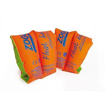 Zoggs Swim Float Bands - 1-3 Years - Orange