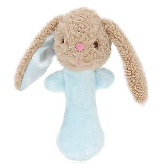 Baby Animal Soft Plush Rattle