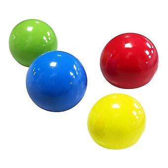 Squishy dekompresjon fluorescerende vent ball tak e-ås lysende tak vegg