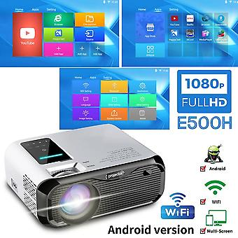 150 Inch 1280x720p 6000 Lumens Lcd Projector 1080p Hd