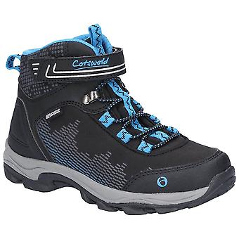 Cotswold ducklington touch-fastening waterproof hiking boots unisex