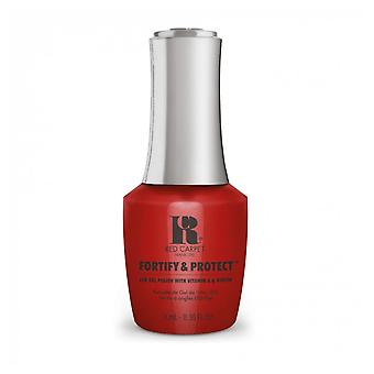 Red Carpet Manicure Fortify & Protect Gel Polish - All Bundled Up