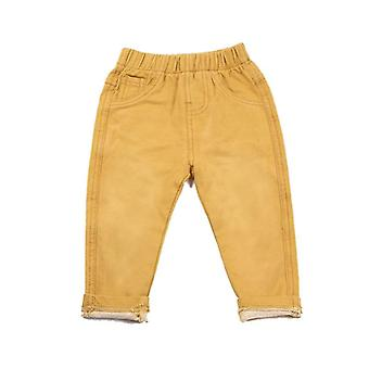 Детские джинсы, джинсовые брюки, повседневные брюки Дети
