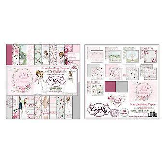 DayKa Trade Mi Primera Comunión Niña 8x8 Inch Paper Pack