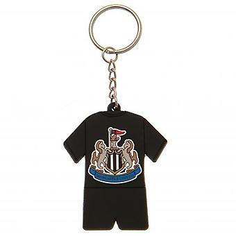 Newcastle United PVC Keyring Kit