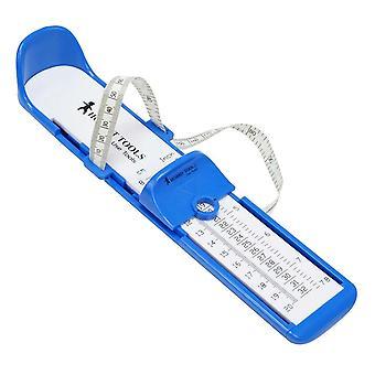 Feet Measuring Ruler (blue)