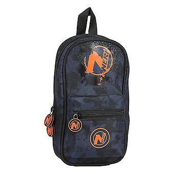 Backpack Pencil Case Nerf Navy Blue