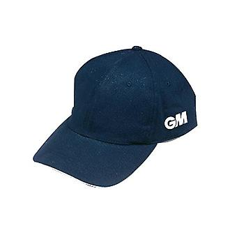 Gunn & Moore GM Cricket Kleidung Cricket Cap Peak Easy Fit Verschluss
