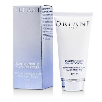 Orlane Reconditioning crema manos y uñas SPF 10 75ml / 2.5 oz