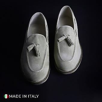 Duca di morrone - 1001_camoscio - calzado hombre