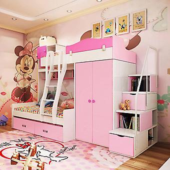 Combination Storage Little Bed