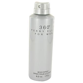 perry ellis 360 by Perry Ellis Body Spray 6.8 oz