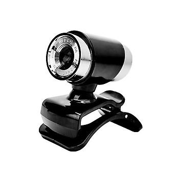 480P USB Webcam PC Camera with Microphone