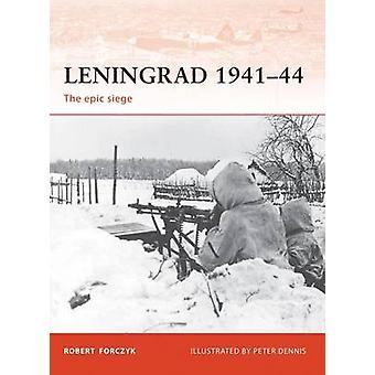 Leningrad 194144-tekijä Robert Forczyk