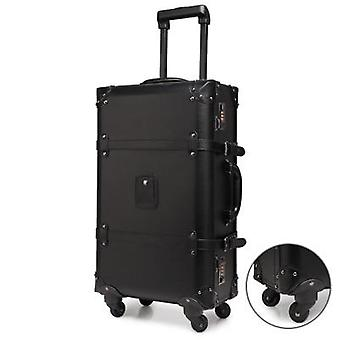 High Grade Strong And Sturdy Trolley Boarding Suitcase