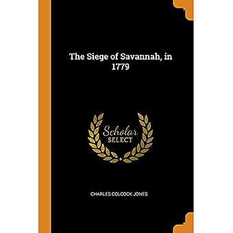Belagerung von Savannah 1779