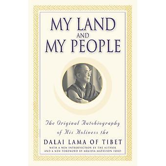 Mitt land och mitt folk av Dalai Lama